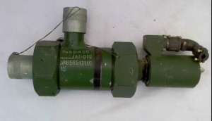 Пневмоэлектроклапан АГ-019
