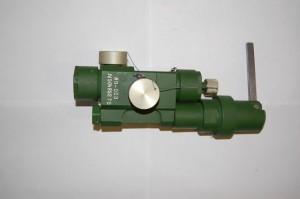 Клапан предохранительный ап023