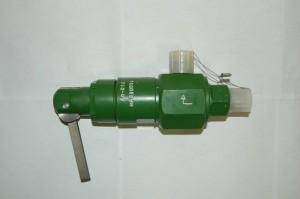 Клапан предохранительный ап050