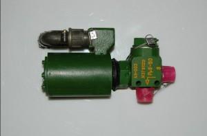 Пневмоэлектроклапан аэ 003