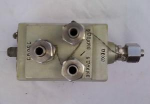 Пневмоэлектроклапан т708
