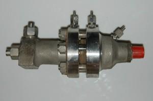 Клапан отсечной т212