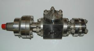 Клапан отсечной т230