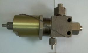 Клапан предохранительный т 408